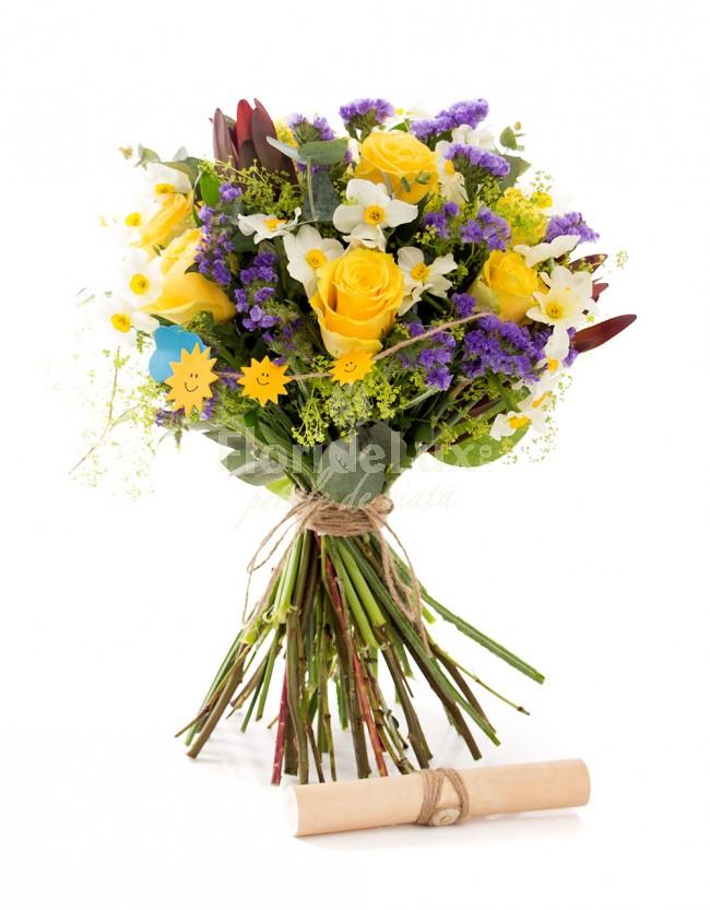 De ce se cumpara mai putine flori in post?