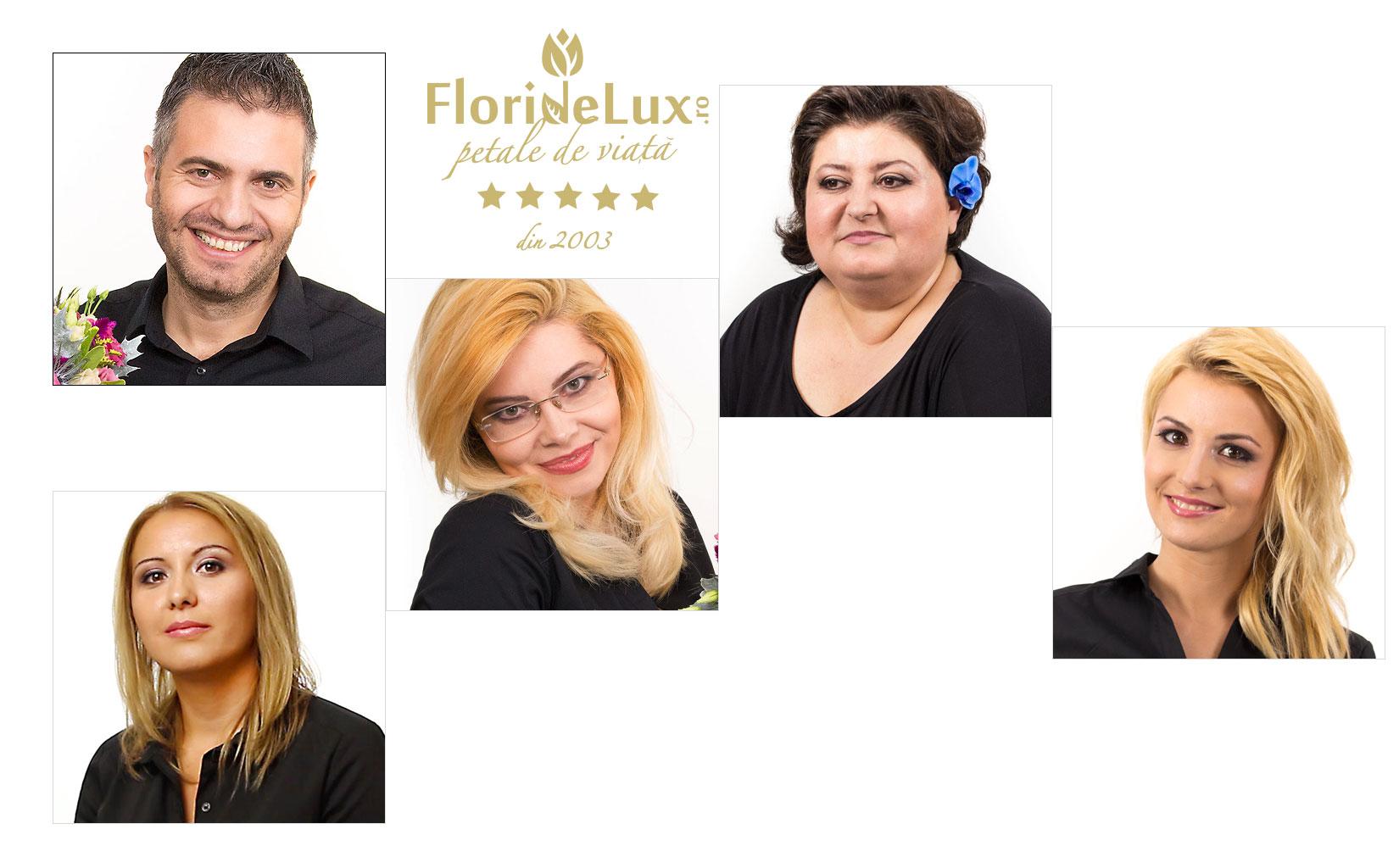 Flori, dragoste si emotii! FlorideLux.ro