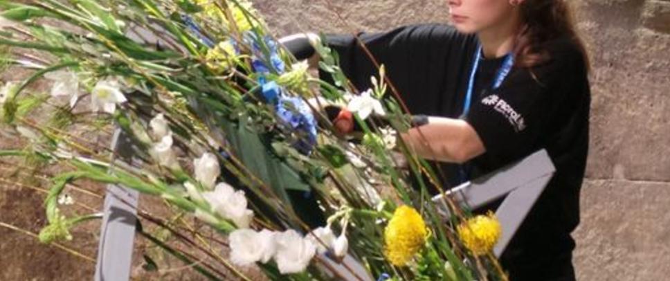 Eurofleurs 2017 – concurs pentru floristii tineri