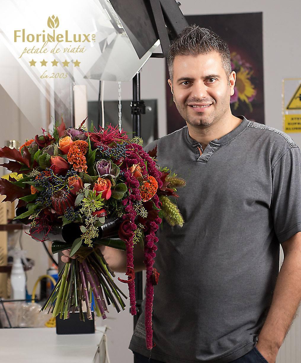 Florar decorator – ucenicie sau curs florar?