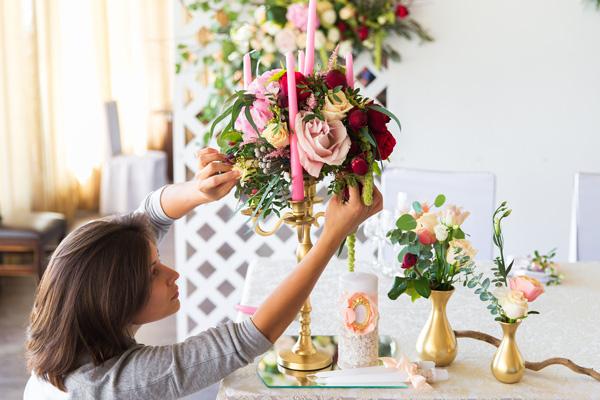 Cursuri decorator floral 2018