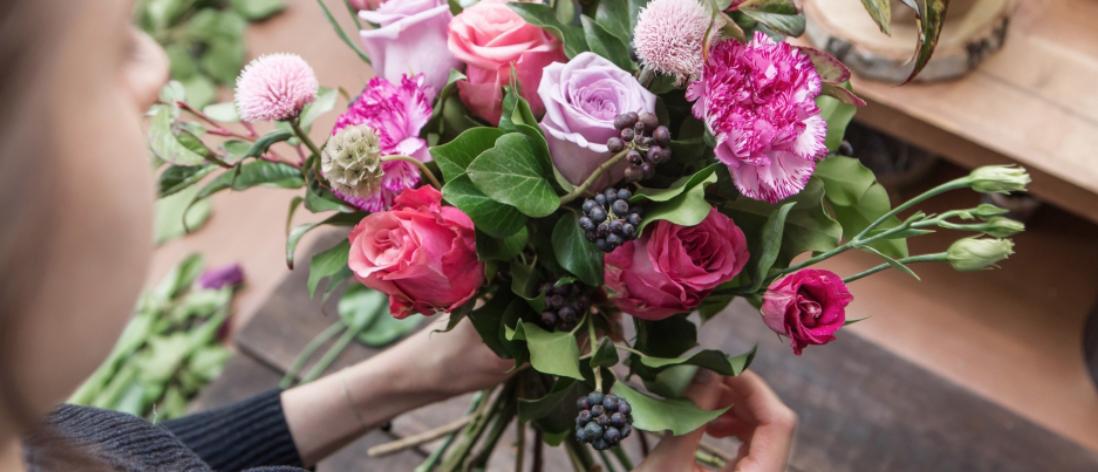 Designer floral salariu