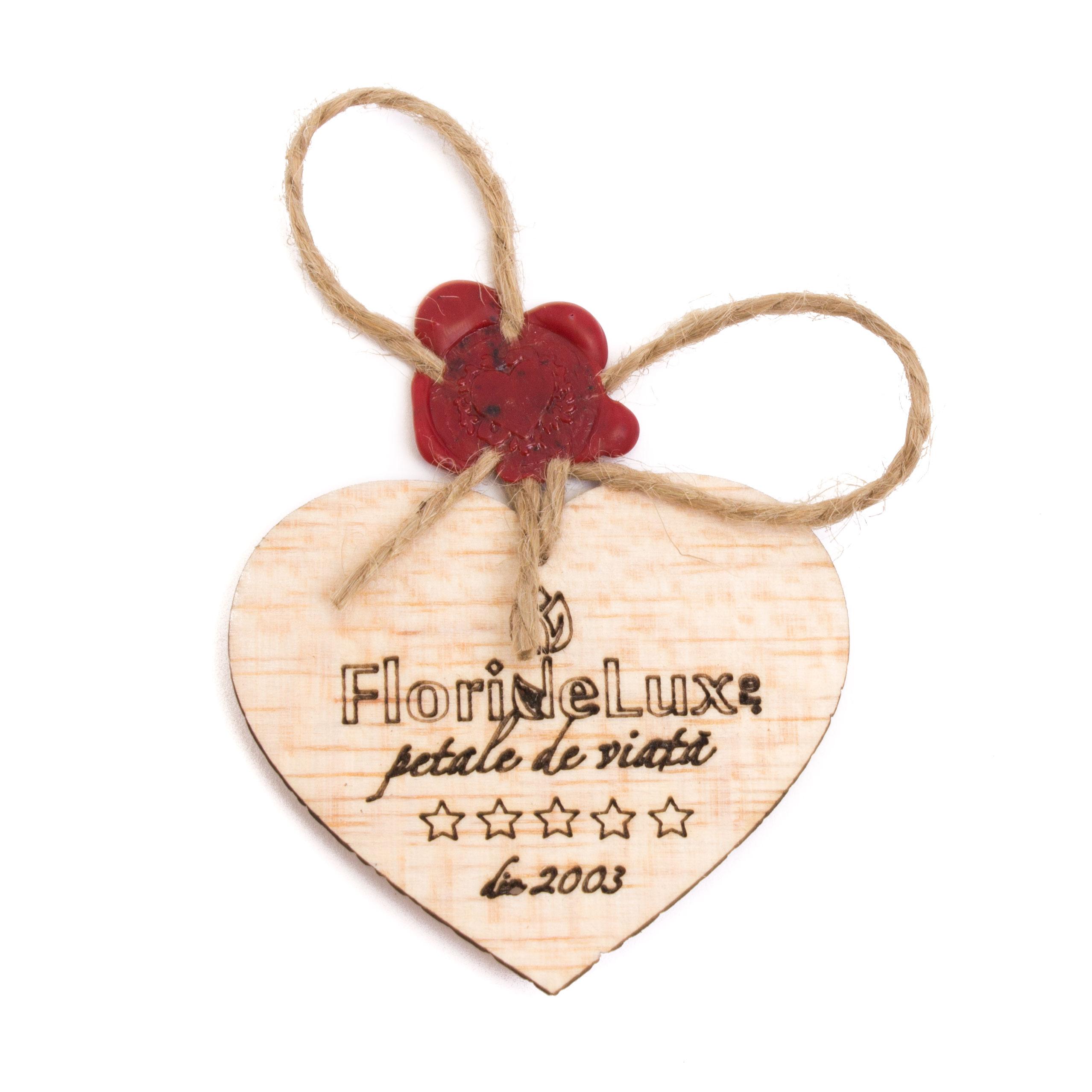 sigiliu floridelux, inima floridelux