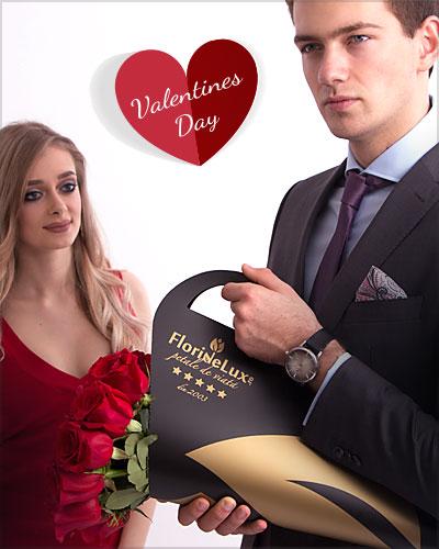 Sfantul Valentin 2018: lista de pregatiri pentru floristi