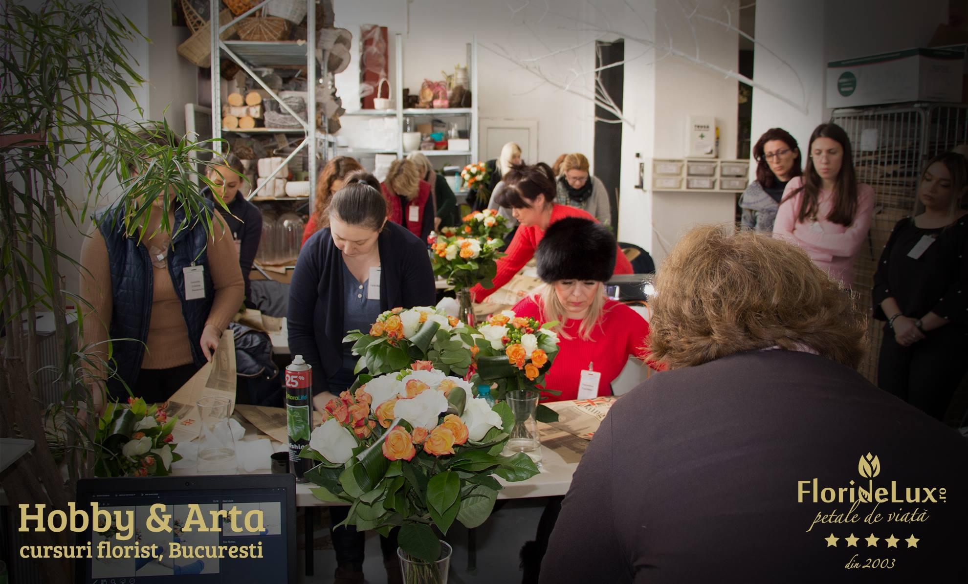 STUDIU DE PIATA: Deficit de aproximativ 10000 de floristi in Romania