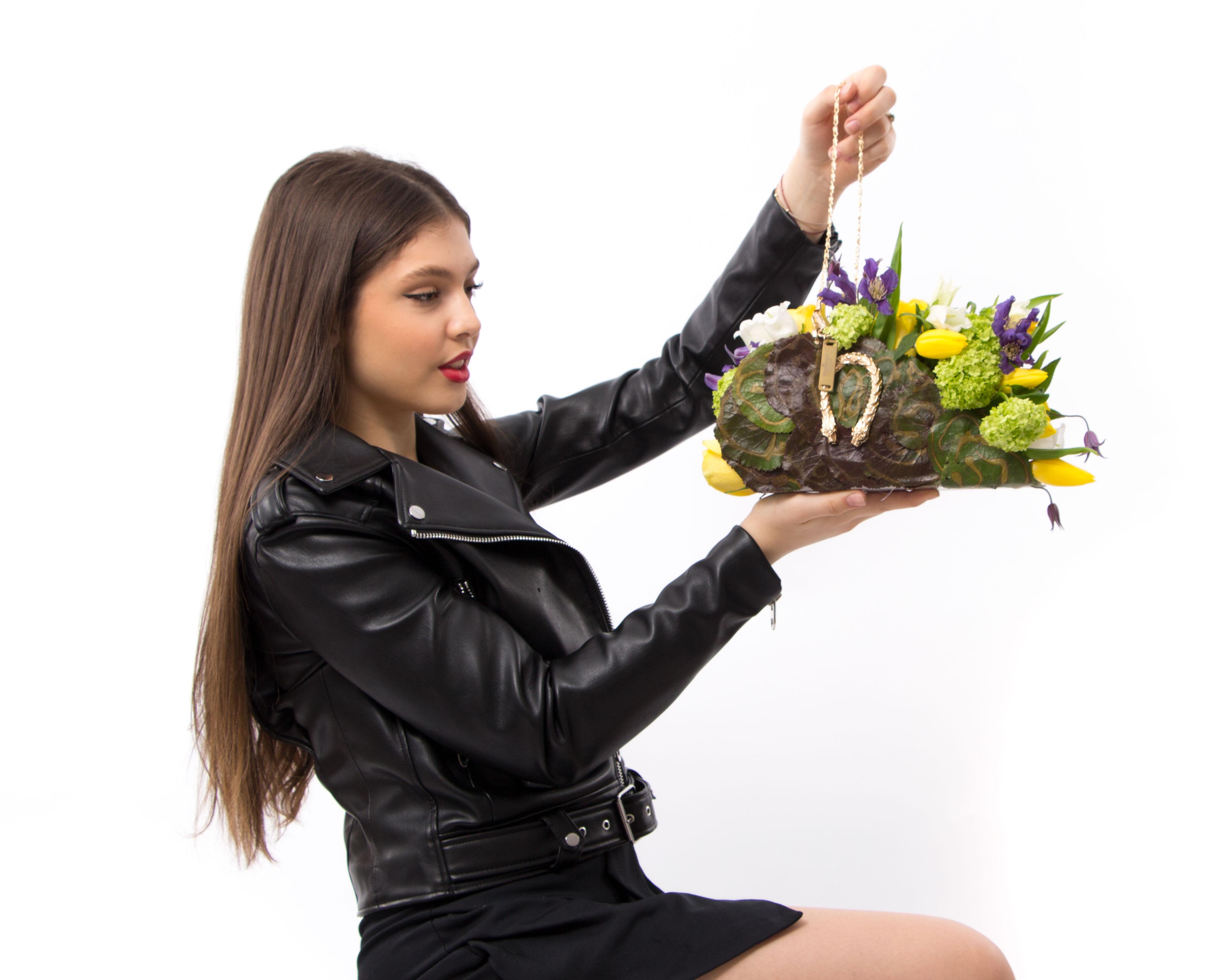 aranjamente florale posete de lux