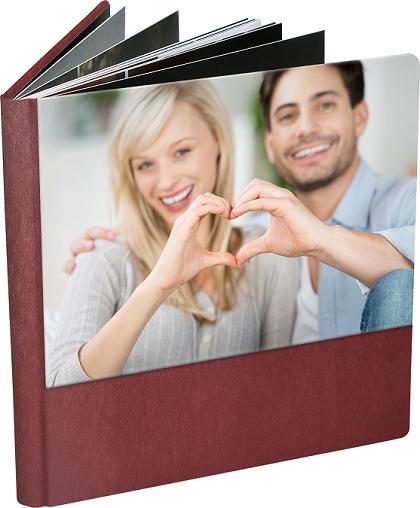 Albume foto fotocarte personalizate