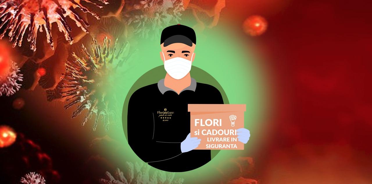 Afacere florarie pe timp de Coronavirus