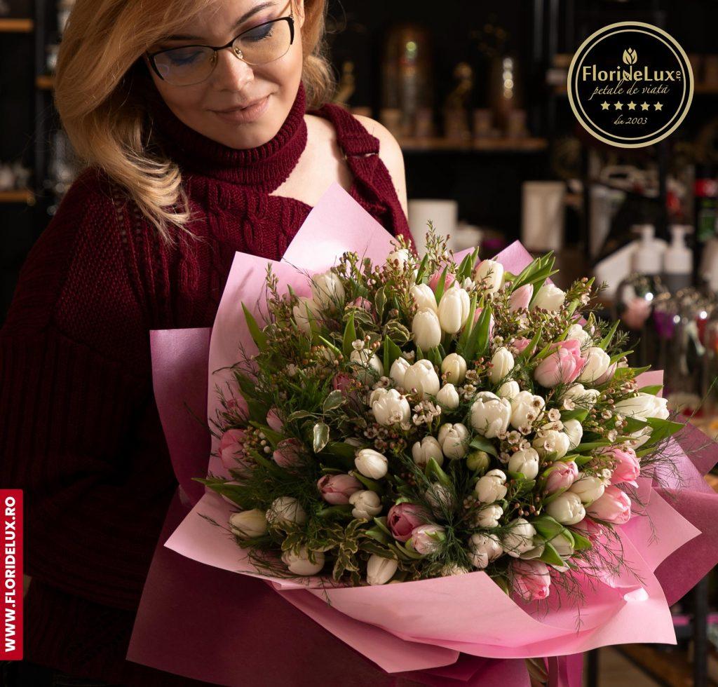 Cele mai frumoase cadouri florale pentru doamnele si domnisoarele nascute in zodia Sagetator