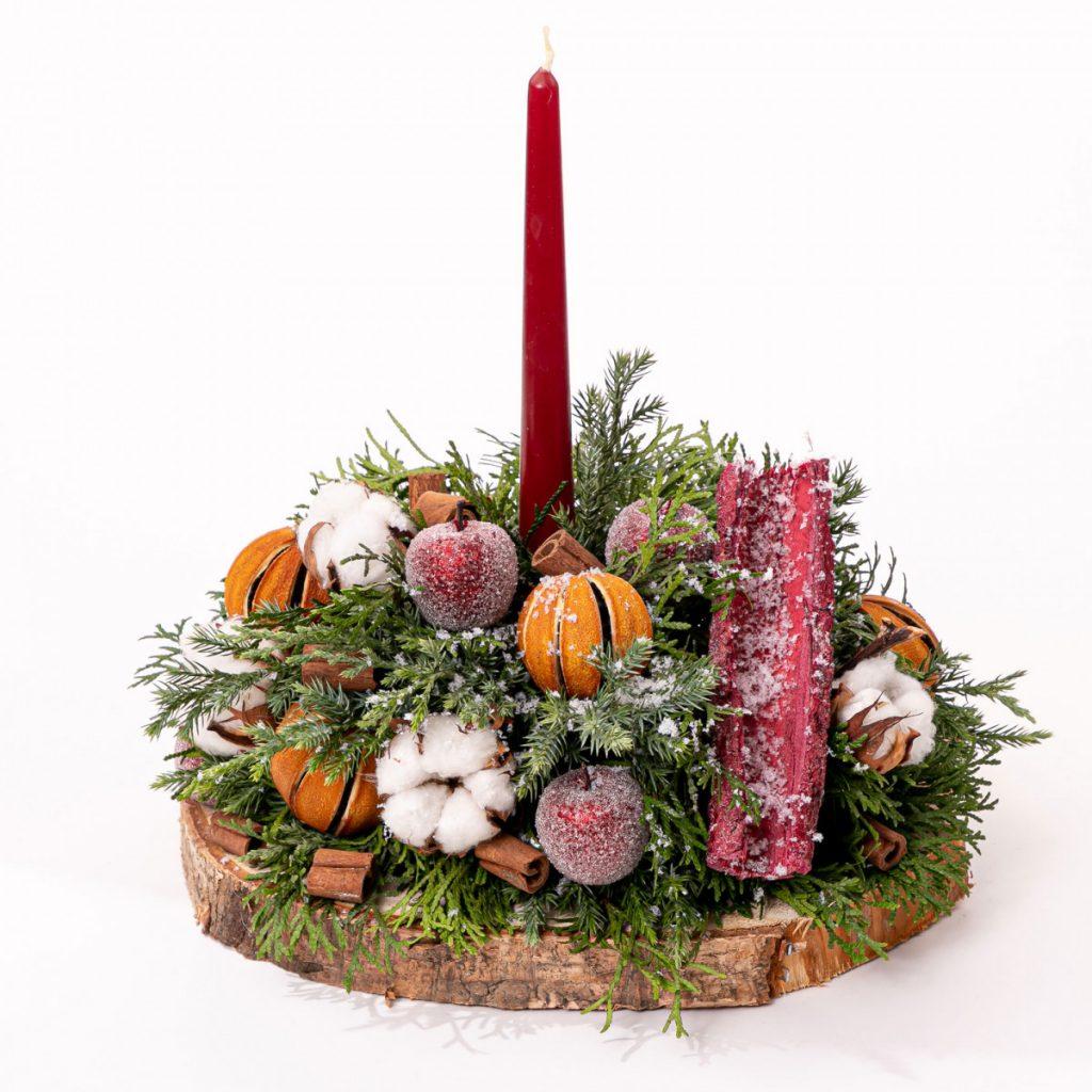 Decor masă de Crăciun 2020, Decorul preferat al lui Moș Crăciun, doar 189 RON!