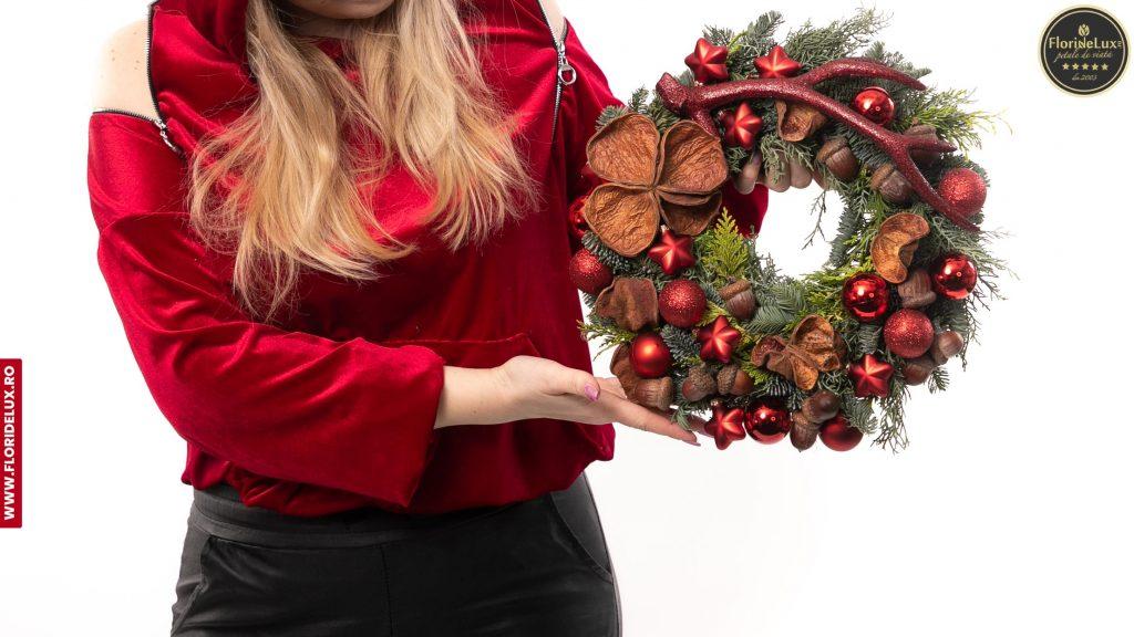 Coronițe de Crăciun, descoperă și tu noua colecție de la FlorideLux!