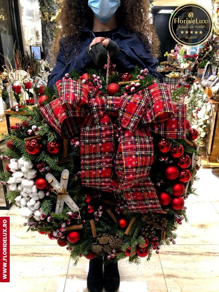 Coronițe Crăciun minunate, mici, mari și uriașe !