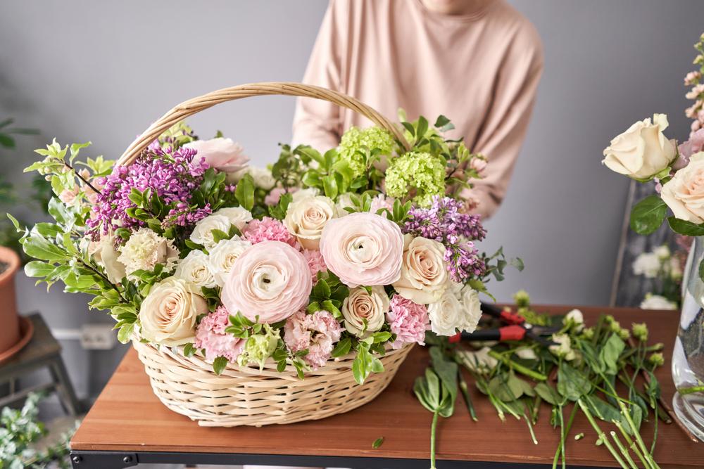 Cosuri flori, flori proaspete, flori colorate si exotice, doar aici la FlorideLux