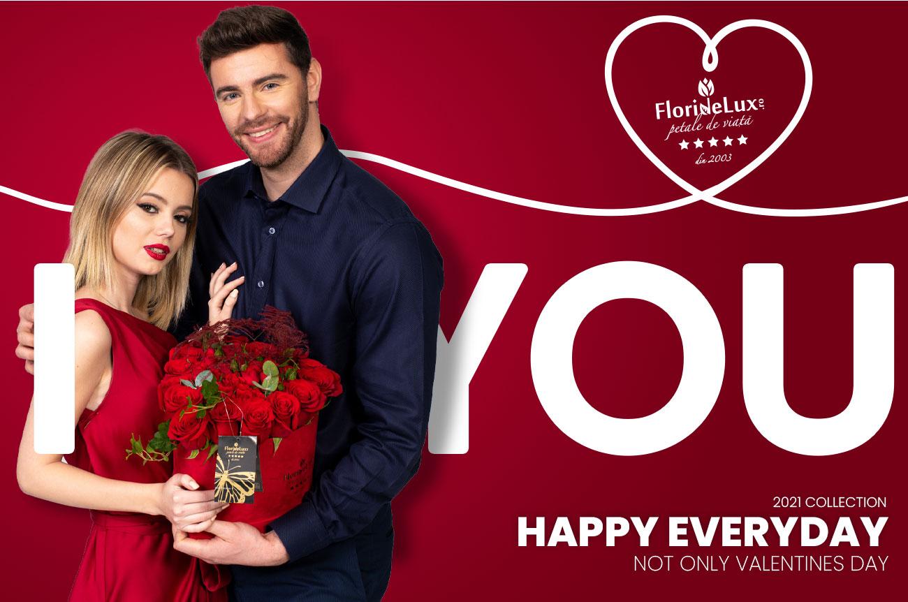 Idei pentru Valentine's Day Ce cadou îi poți cumpăra persoanei iubite
