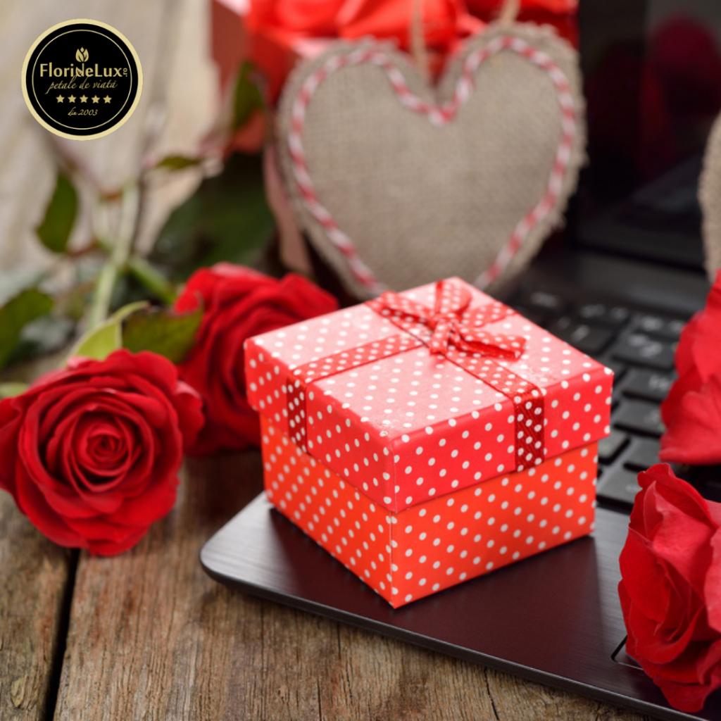 Idei pentru Valentine's Day. Ce cadou îi poți cumpăra persoanei iubite