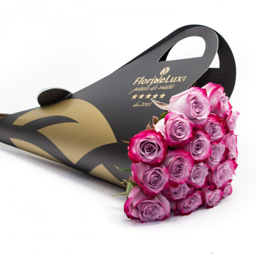 Buchet de lux Purple Pleasing, doar 298,99 RON!