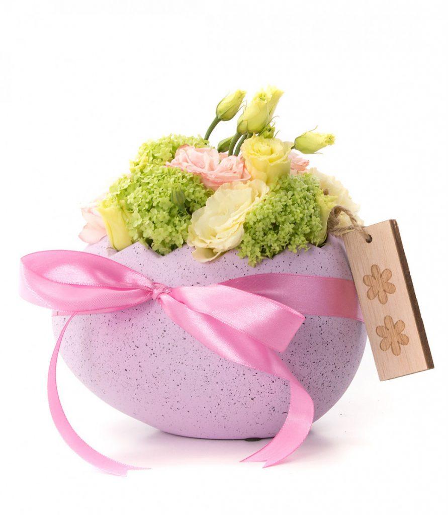 Cadouri pentru Paștele Catolic, Oul de Paste NOROCOS, doar 174,99 RON!