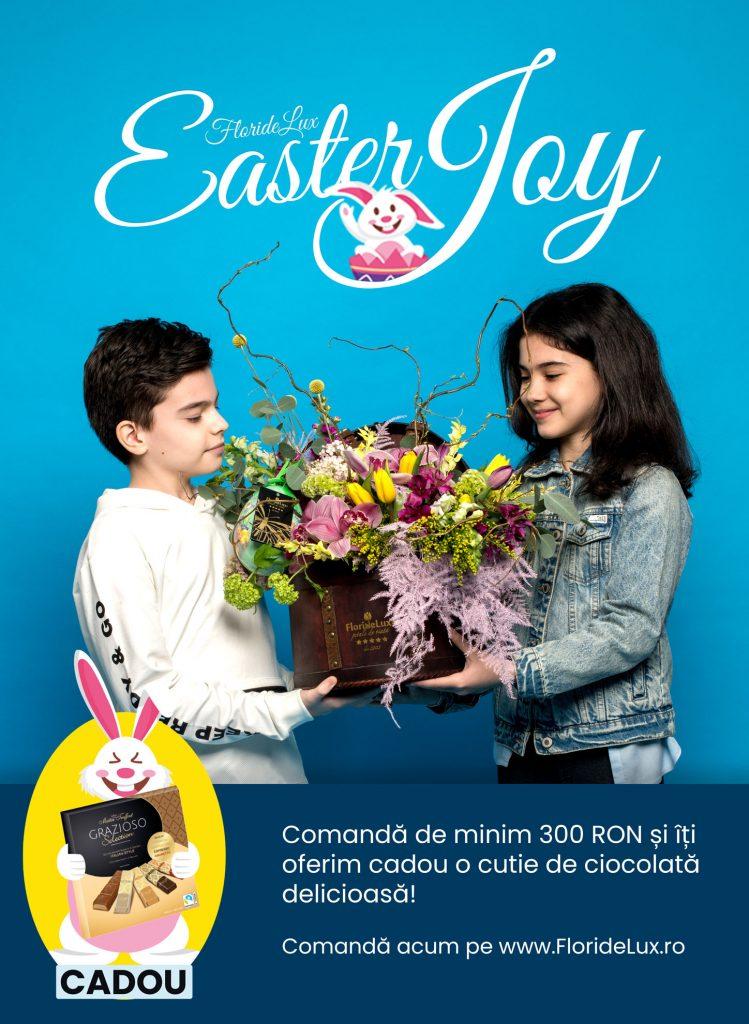 Descoperă Easter Joy by FlorideLux.ro